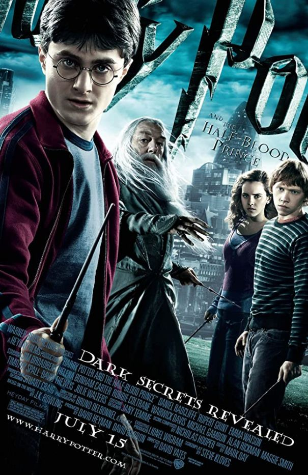 10. 'Harry Potter And The Half-Blood Prince' (2009)