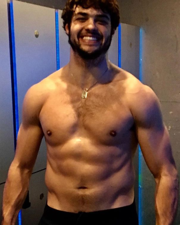 Noah Centineo Gets Ripped For He-Man