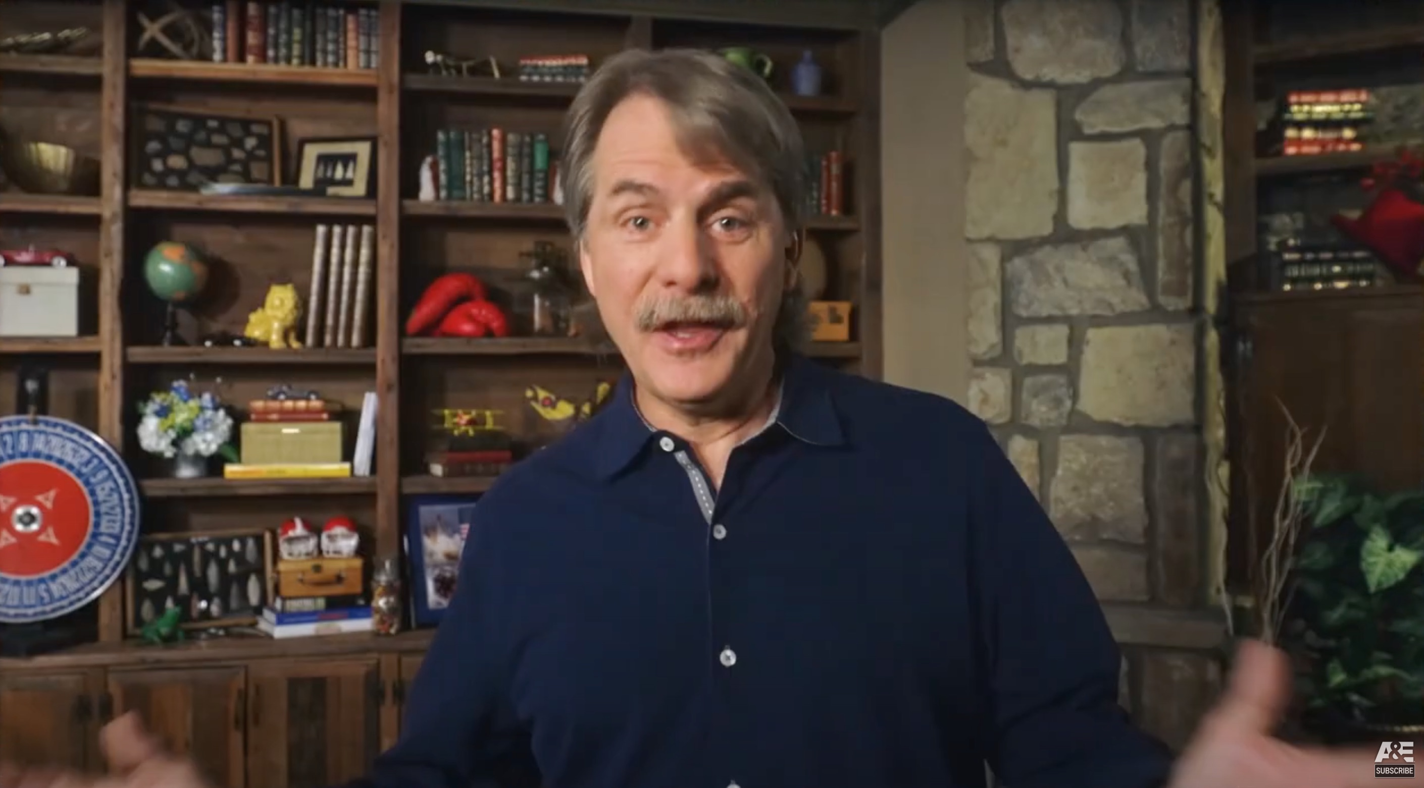 Jeff Foxworthy Debuts New Series 'What's It Worth'