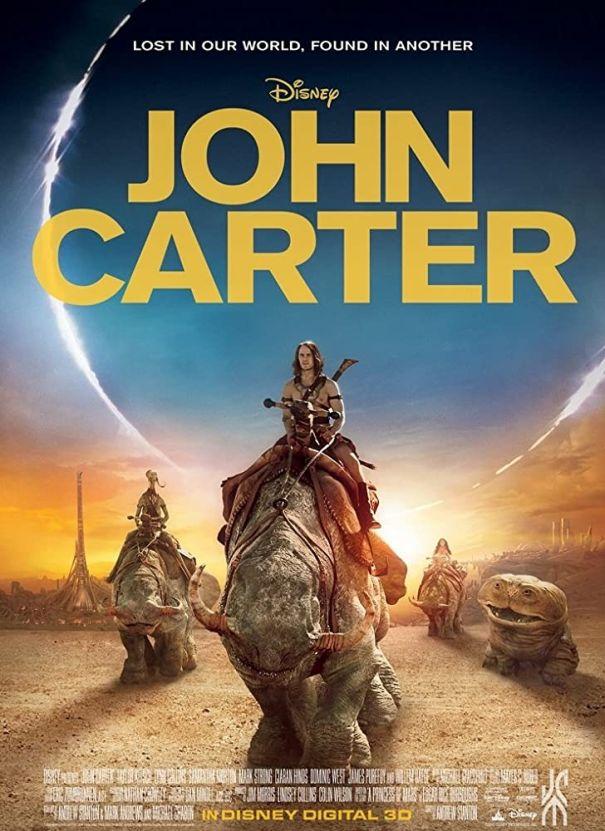11. 'John Carter' (2012)