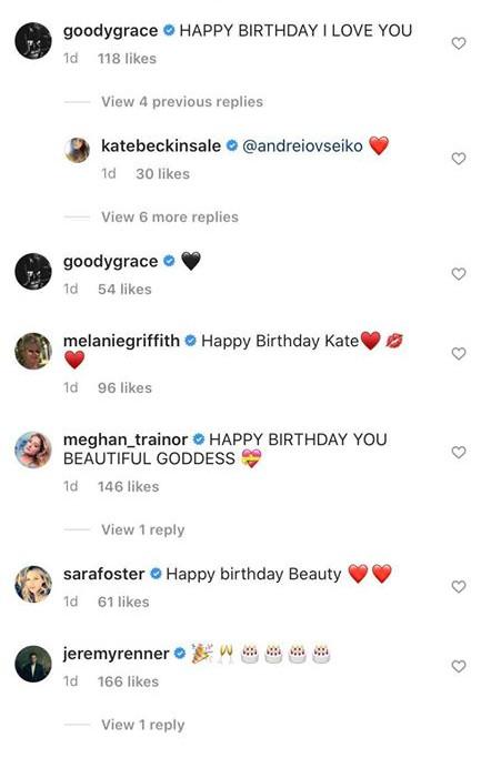 Credit: Instagram/Kate Beckinsale