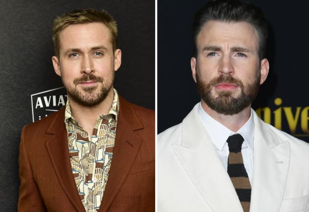 Ryan Gosling & Chris Evans Face Off In New Netflix Action-Thriller