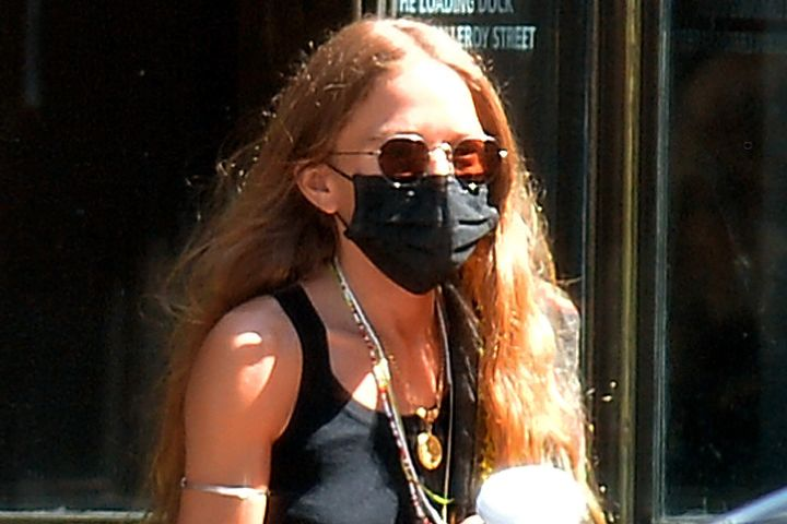 Mary-Kate Olsen. Photo: The Image Direct