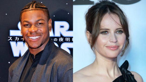 John Boyega, Felicity Jones Join Forces In 'Borderland'