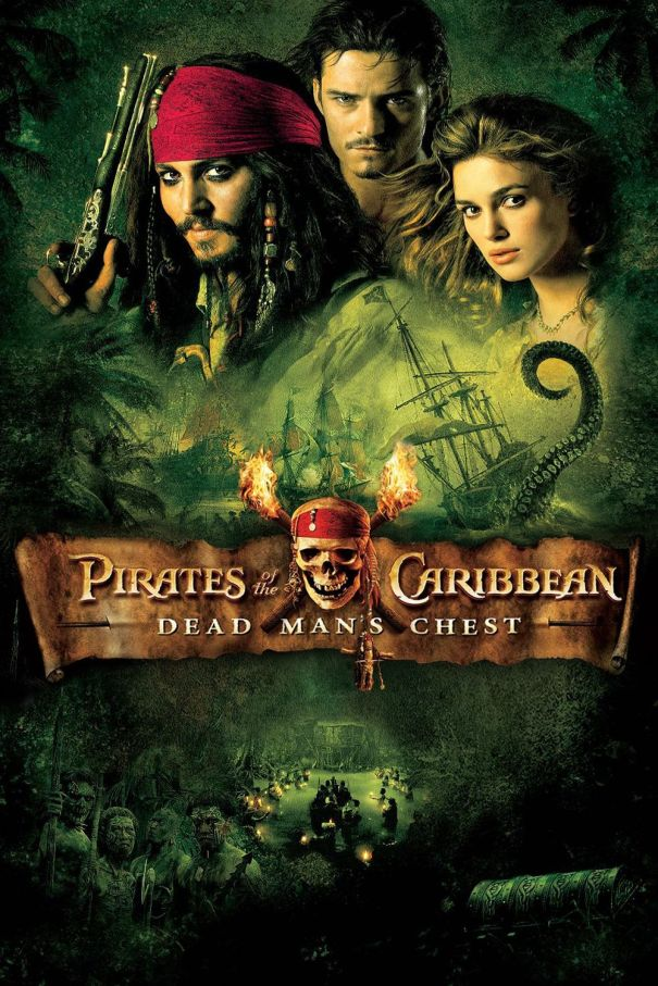 13. 'Pirates Of The Caribbean: Dead Man's Chest' (2006)