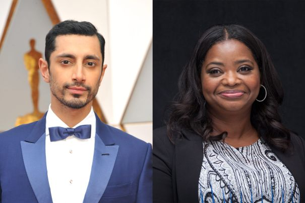 Riz Ahmed & Octavia Spencer To Star In Sci-Fi Thriller 'Invasion'