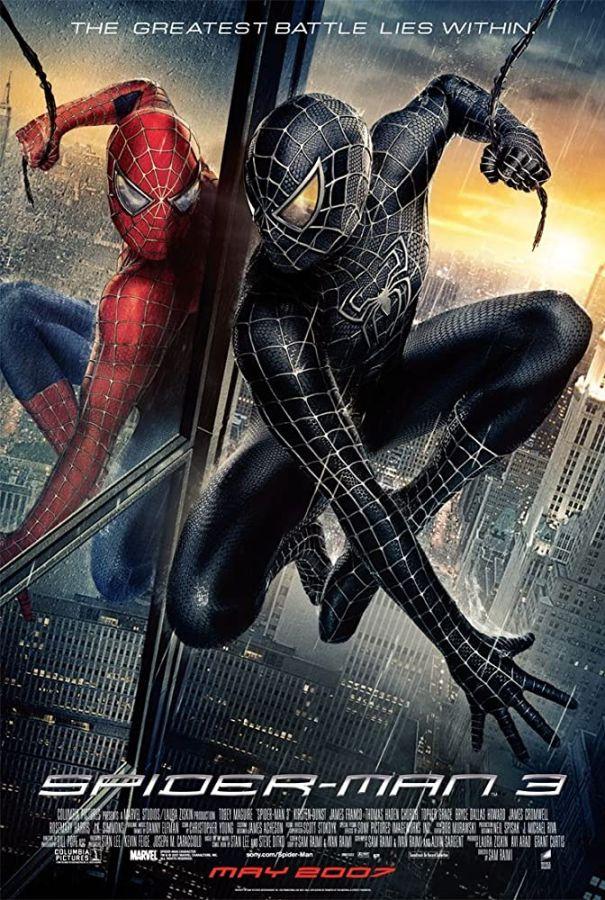 7. 'Spider-Man 3' (2007)