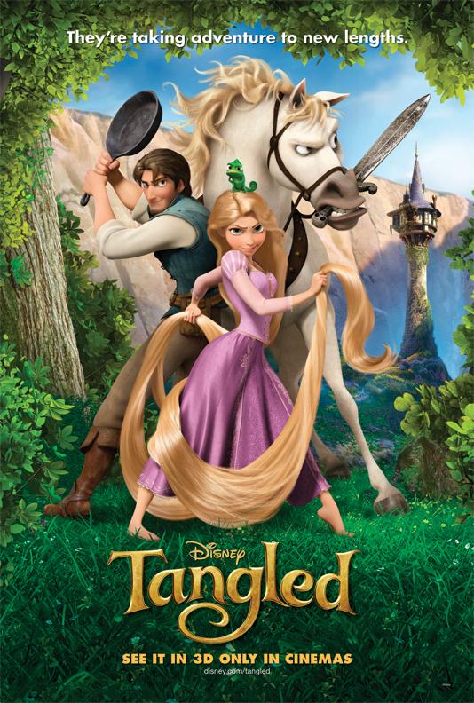 9. 'Tangled' (2010)