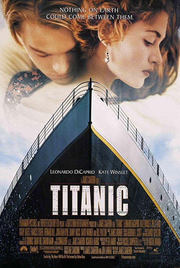 6. 'Titanic' (1997)