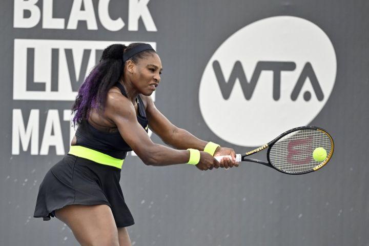 Serena Williams. Photo: AP Photo/Timothy D. Easley