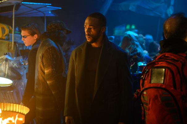 Cancelled: 'Altered Carbon'