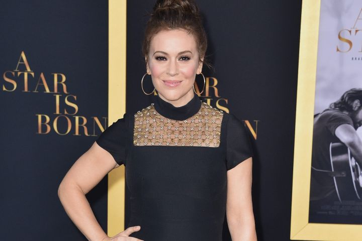 Alyssa Milano. Photo: Lionel Hahn/AbacaPress.com