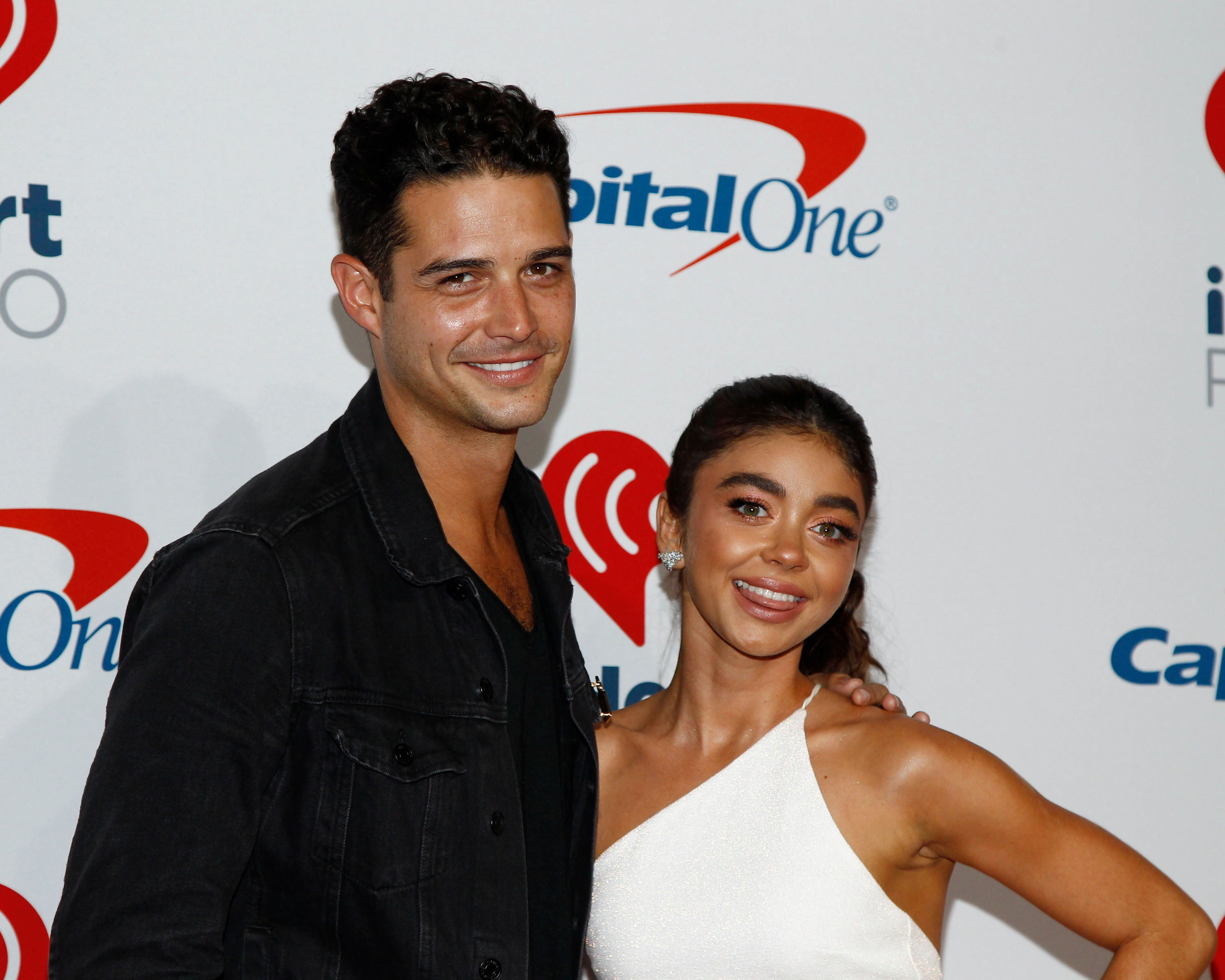 Sarah Hyland And Wells Adams Mark What Would Have Been Their Wedding Day With Cute Photos