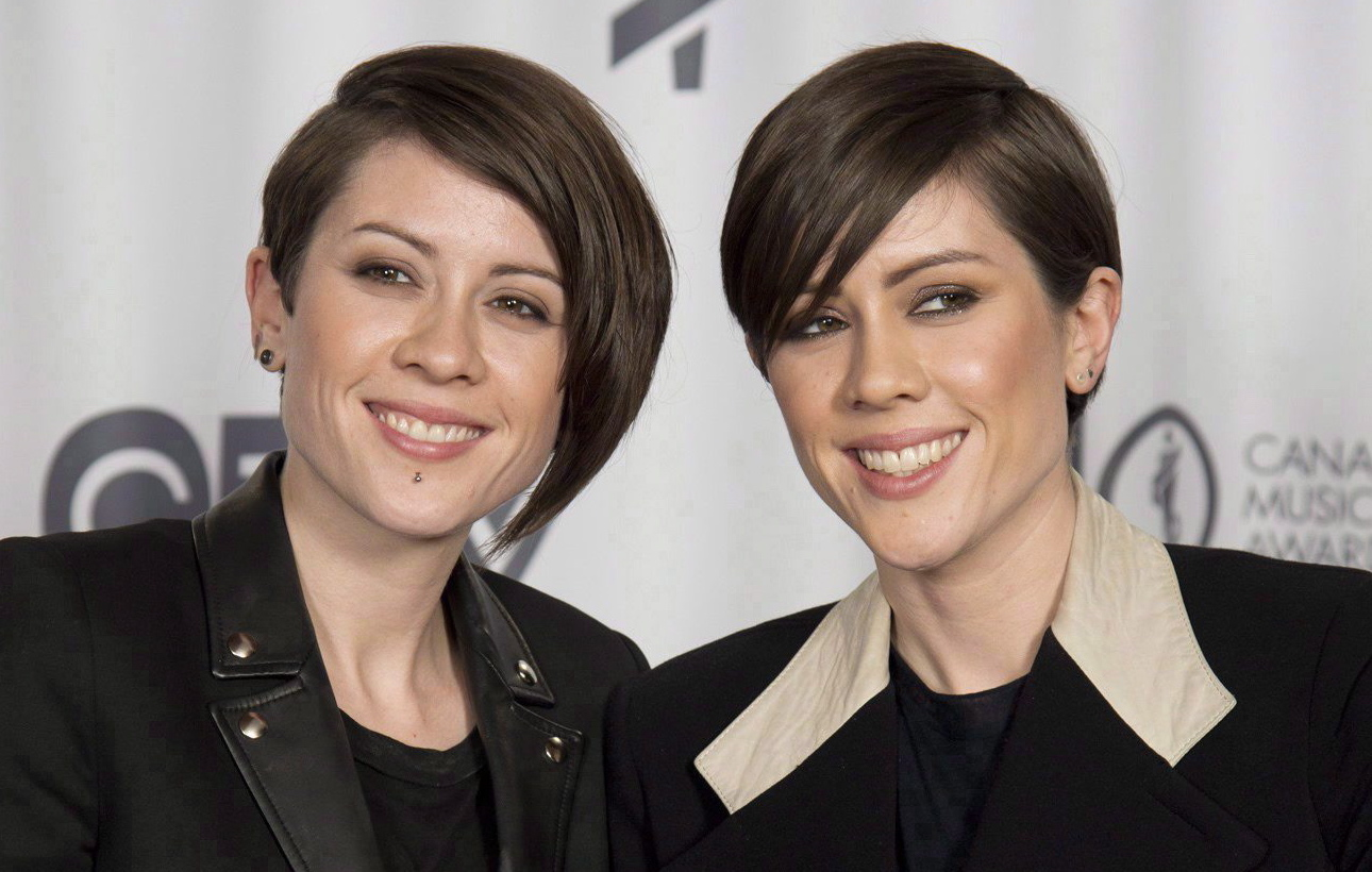 Tegan And Sara Are Ready To 'Make You Mine This Season' With Sweet Christmas Tune