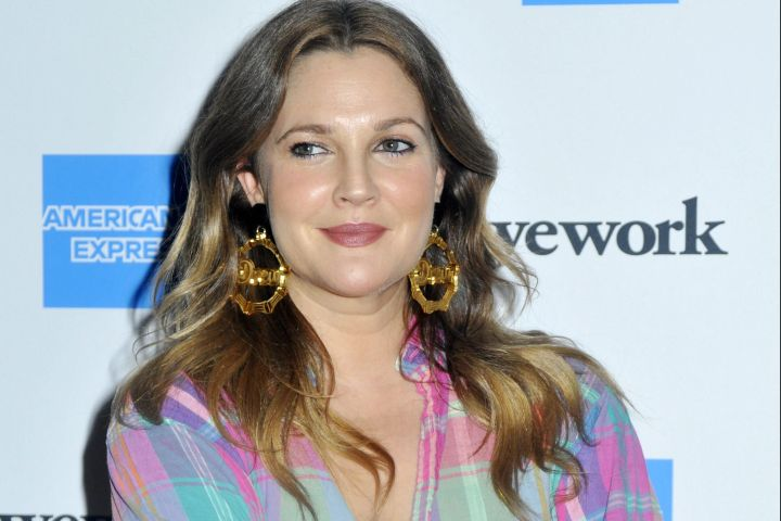 Drew Barrymore. Photo: CPImages