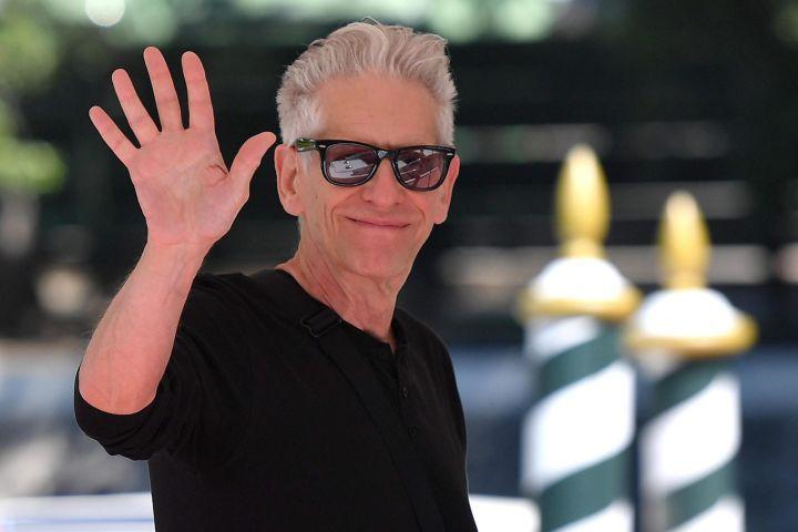 David Cronenberg. Photo: EPA/ETTORE FERRARI/CP Images