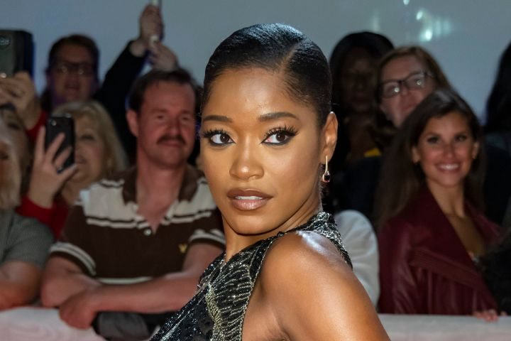 Keke Palmer. Photo: EPA/WARREN TODA/CP Images