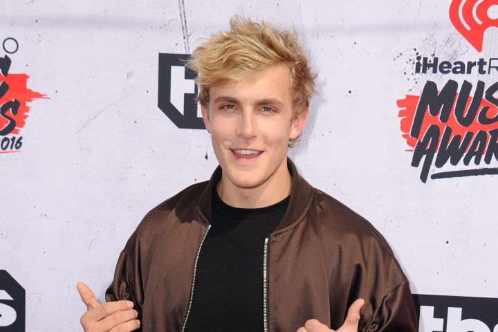 Jake Paul. Photo: CP Images
