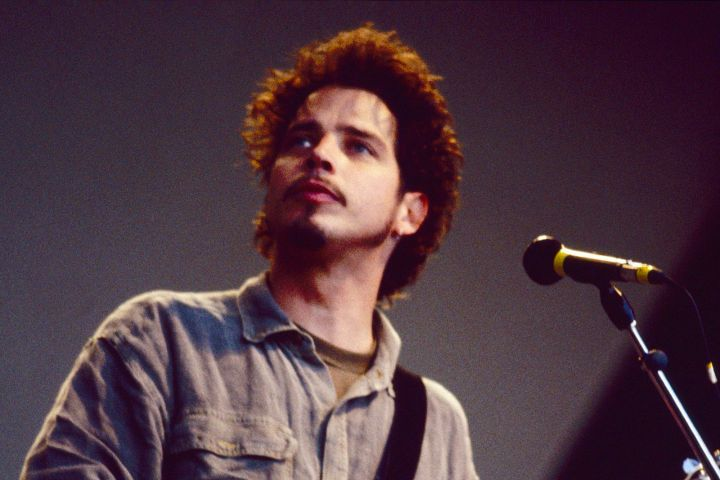 Chris Cornell. Photo: Kristin Callahan/Everett Collection/CP Images
