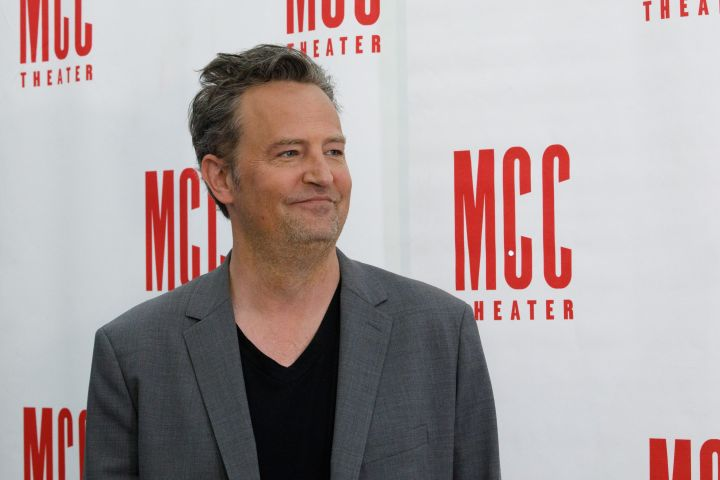 Matthew Perry. Photo By: Jason Smith/Everett Collection