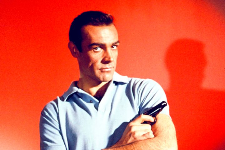 Sean Connery. Photo: CP Images