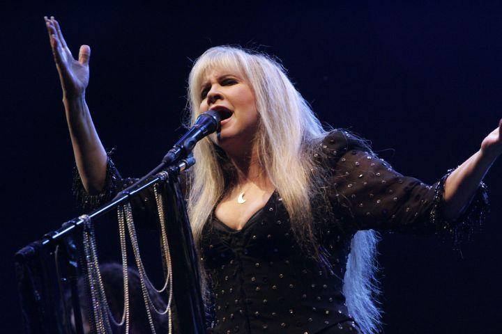 Stevie Nicks. Photo: John Davisson/ABACAUSA.COM/CP Images