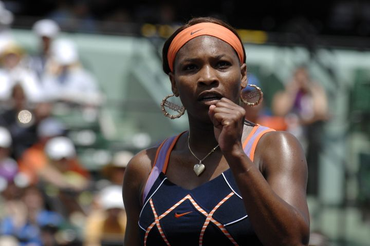 Serena Williams. Photo: Corinne Dubreuil/Cameleon/ABACAPRESS.COM/ CP Images