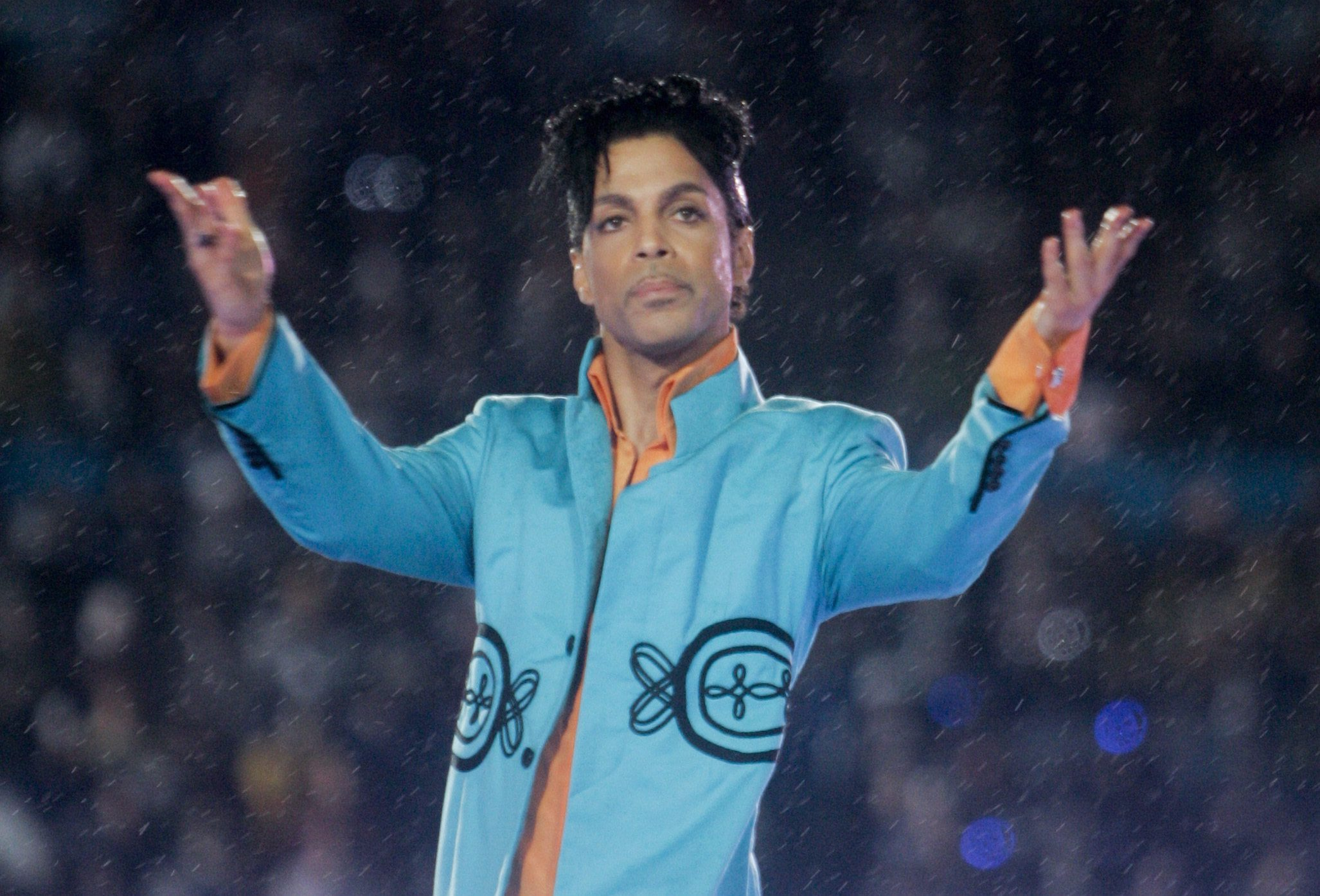 Prince Estate Releases Unheard Song 'Cosmic Day'