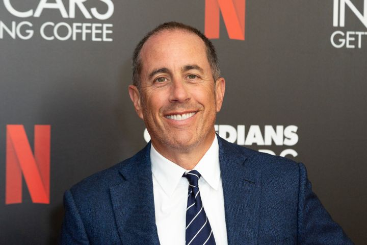 Jerry Seinfeld. Photo: Willy Sanjuan/Invision/AP, File/CP Images
