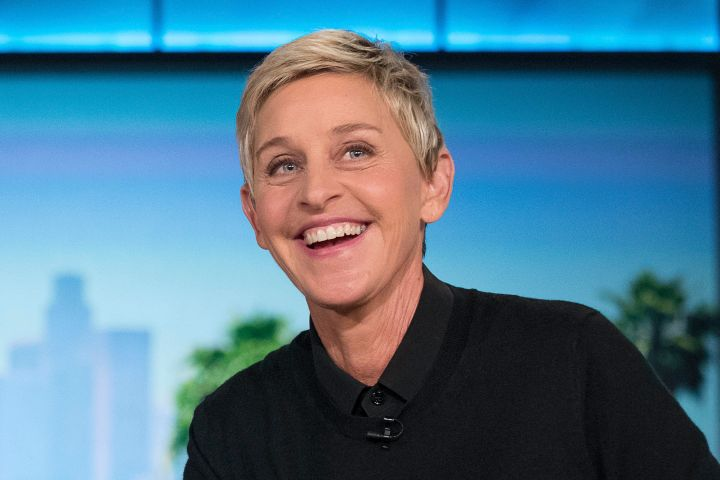 Ellen DeGeneres. Photo: AP Photo/Andrew Harnik, File/CP Images