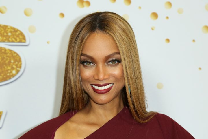Tyra Banks. Photo: CPImages