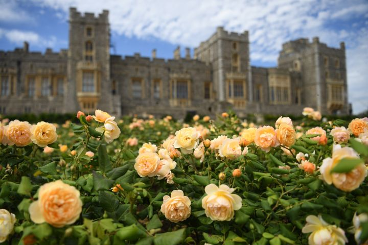 Windsor Castle- EPA/NEIL HALL/CPImages