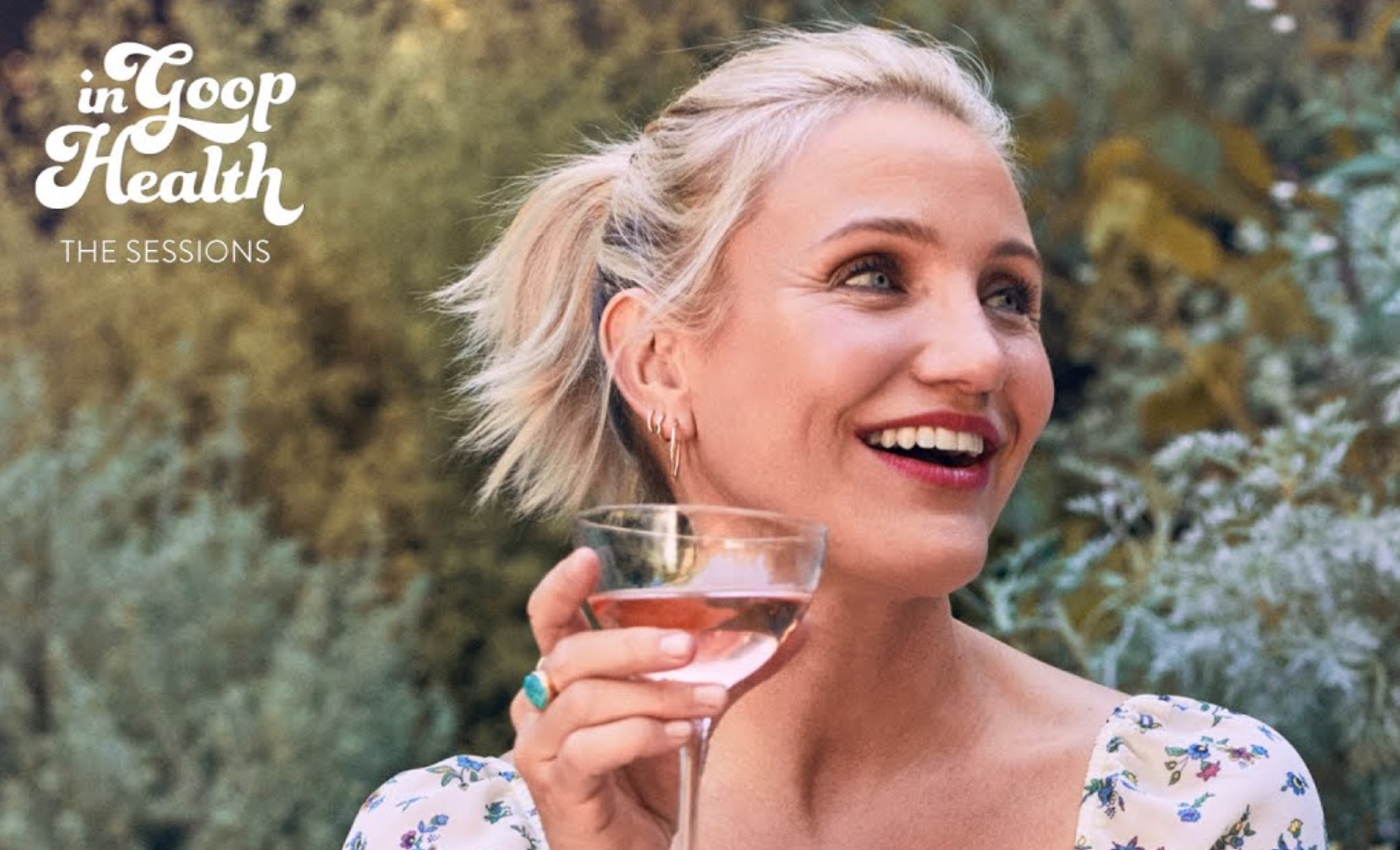 Cameron Diaz Joins Gwyneth Paltrow For 'In Goop Health: The Sessions' Livestream
