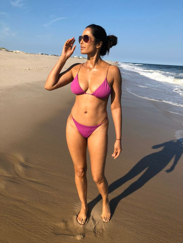 Life's A Beach For Padma Lakshmi