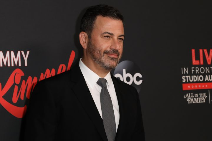 Jimmy Kimmel - Getty Images