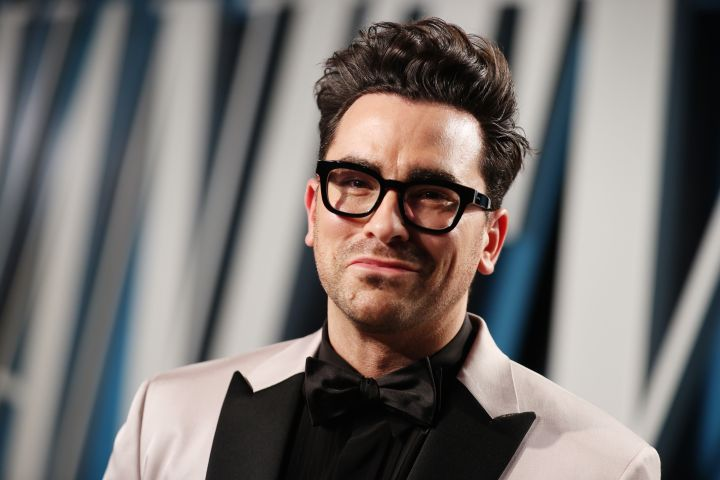 Dan Levy. Photo: Rich Fury/VF20/Getty Images for Vanity Fair