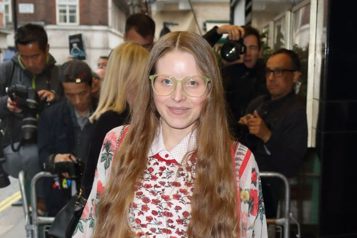 'Harry Potter' Star Jessie Cave Reveals She Was Raped By ...