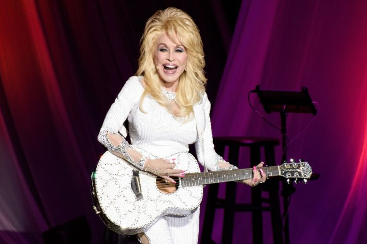 Dolly Parton. Photo: Getty Images
