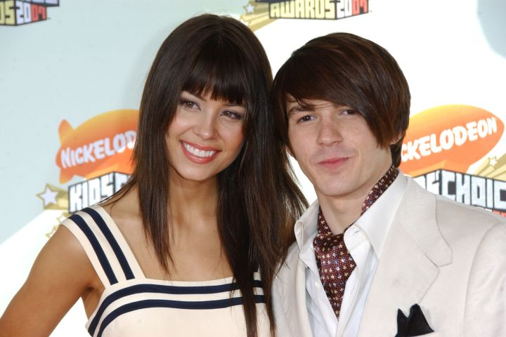 Melissa Lingafelt and Drake Bell (Photo by Albert L. Ortega/WireImage/Getty)