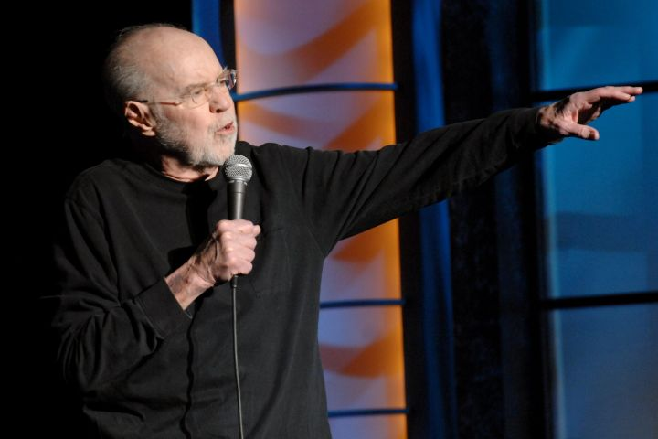 George Carlin - Getty Images