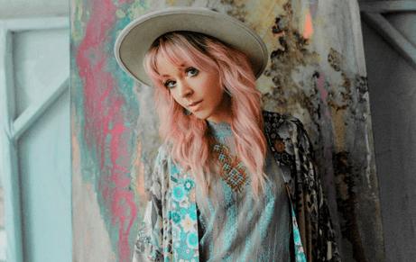 Lindsey Stirling. Photo: Sydney Takeshta