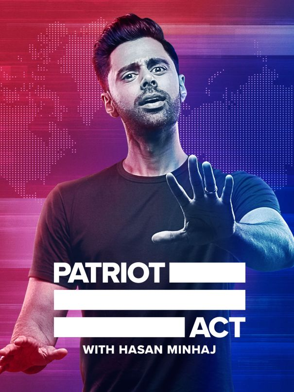 Cancelled: 'Patriot Act With Hasan Minhaj'