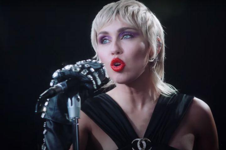 Miley Cyrus. Photo: YouTube/Miley Cyrus