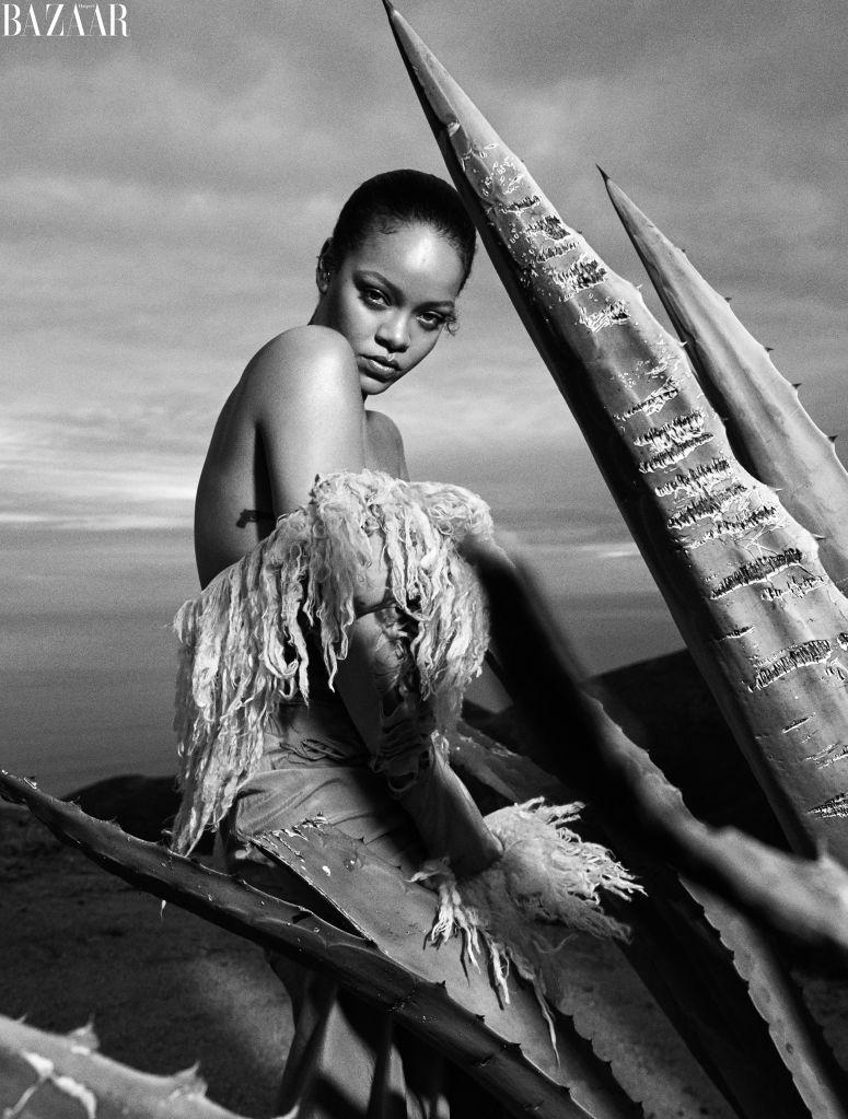 Rihanna. Photo: Gray Sorrenti for Harper's Bazaar