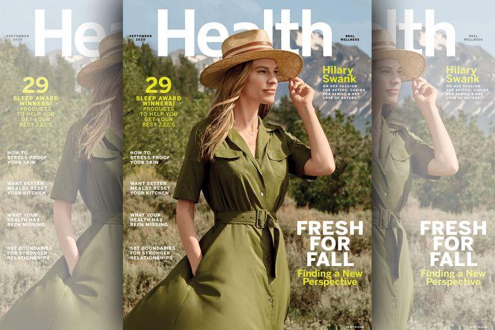 Photo: YU TSAI for Health Magazine