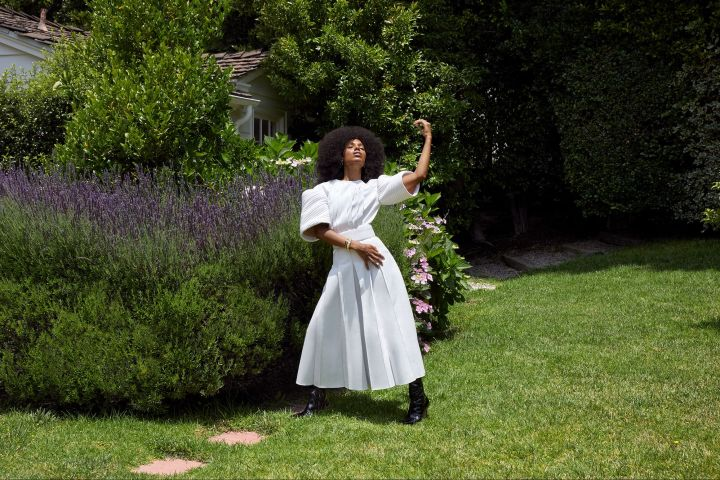 Kerry Washington: Emily Kitching for Town & Country