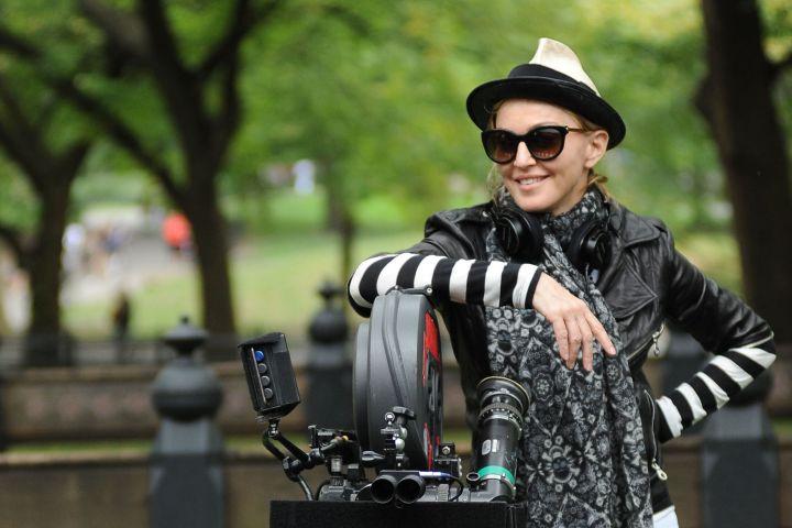 Madonna. Photo: KRISTIN CALLAHAN - ACEPIXS.COM.