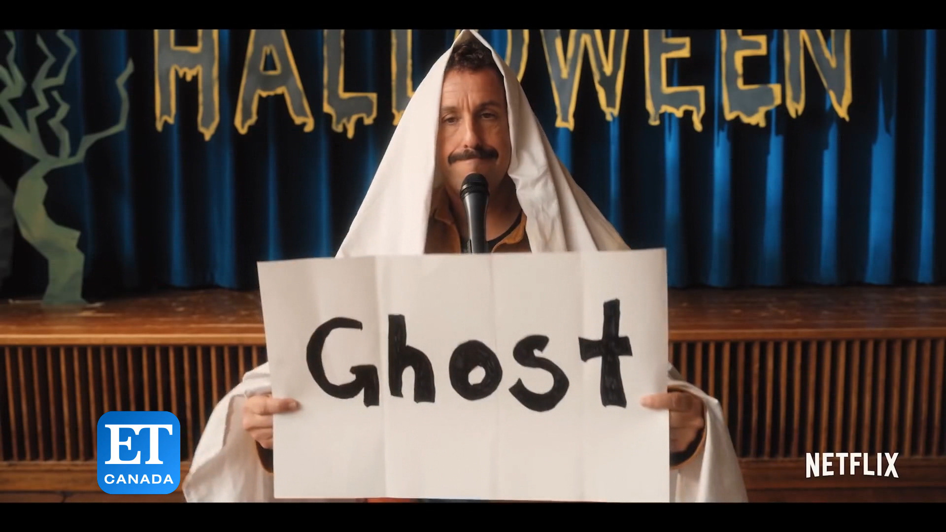 Adam Sandler Talks His New Netflix Comedy Hubie Halloween And Threat To Make The Worst Movie Ever Etcanada Com