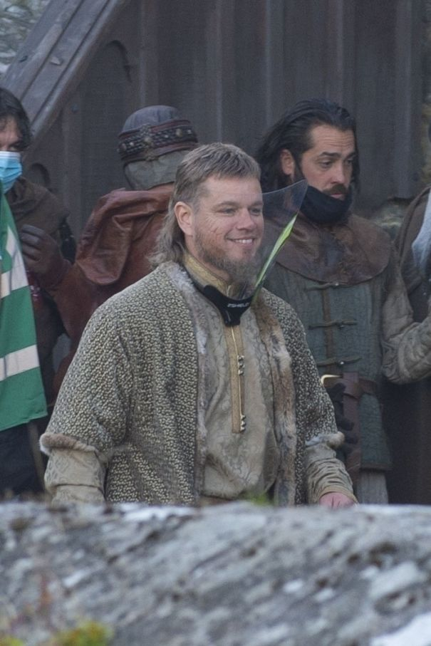 Matt Damon Gets Back To Work On 'The Last Duel'