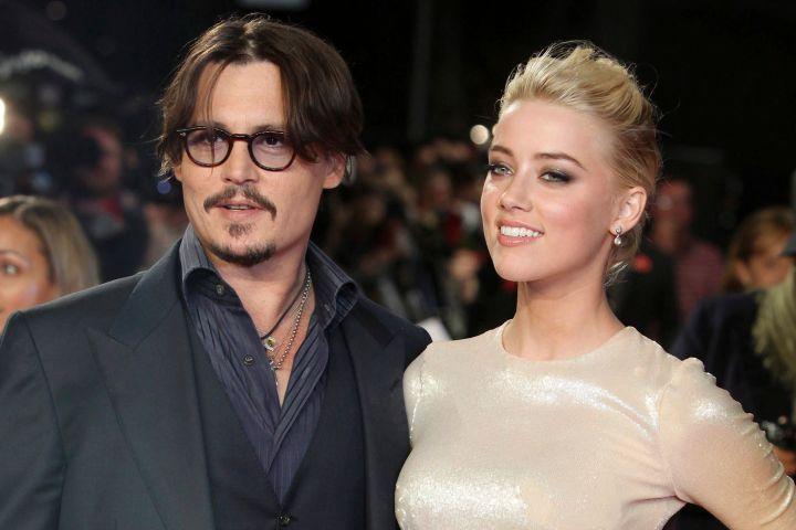 Johnny Depp, Amber Heard. Photo: AP Photo/Joel Ryan, File/CP Images
